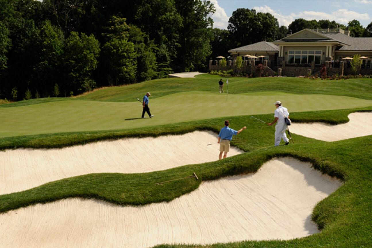 TPC Potomac Golf Outings